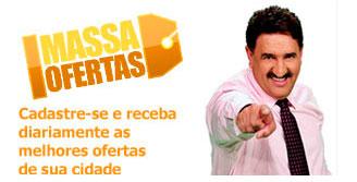 MASSA OFERTAS - COMPRAS COLETIVAS DO RATINHO - WWW.MASSAOFERTAS.COM.BR