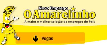 O AMARELINHO - EMPREGOS, JORNAL - WWW.OAMARELINHO.COM.BR