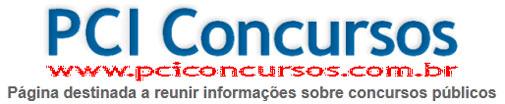 PCI CONCURSOS 2012
