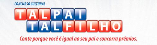 PROMOÇÃO TAL PAI, TAL FILHO - FAST SHOP - WWW.CONCURSOTALPAITALFILHO.COM.BR