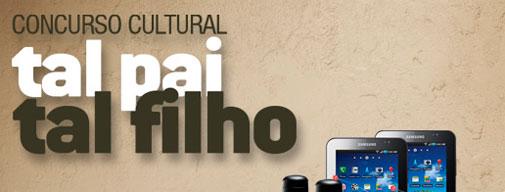 PROMOÇÃO TAL PAI, TAL FILHO - LOJAS RENNER