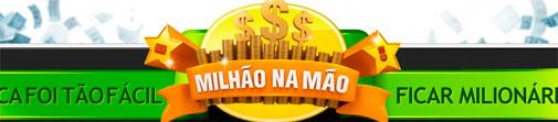 WWW.MILHAONAMAO.COM.BR - QUIZ DO MILHÃO