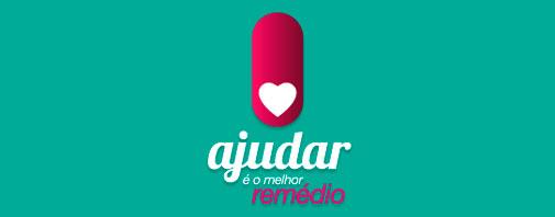 AJUDAR É O MELHOR REMÉDIO - SITE: WWW.AJUDAREOMELHORREMEDIO.COM.BR