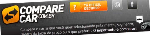 COMPARECAR - COMPARAR CARROS - WWW.COMPARECAR.COM.BR