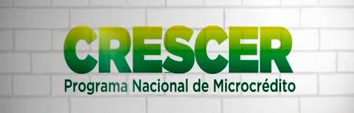 CRESCER - PROGRAMA NACIONAL DO MICROCRÉDITO