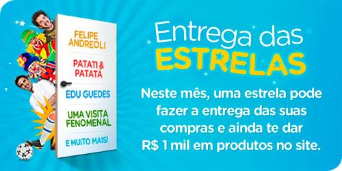 ENTREGA DAS ESTRELAS - PROMOÇÃO DE ANIVERSÁRIO 11 ANOS MAGAZINE LUIZA