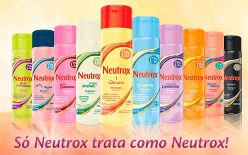 NEUTROX - PRODUTOS DE BELEZA, COSMÉTICOS - WWW.NEUTROX.COM.BR