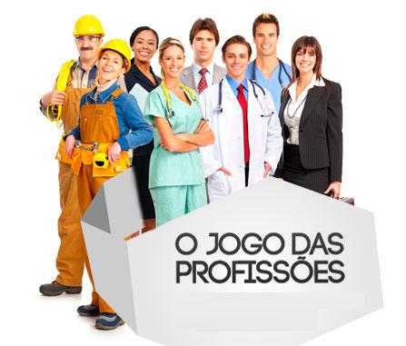 O JOGO DAS PROFISSÕES - FMU - TESTE VOCACIONAL