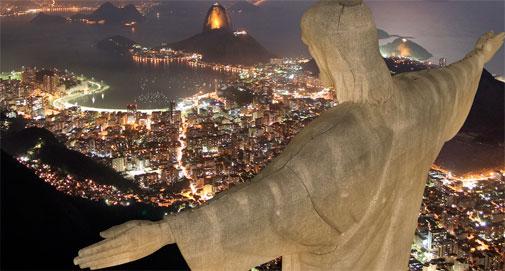 PONTOS TURÍSTICOS DO RIO DE JANEIRO - RJ