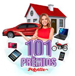 PROMOÇÃO 101 PRÊMIOS POLYELLE