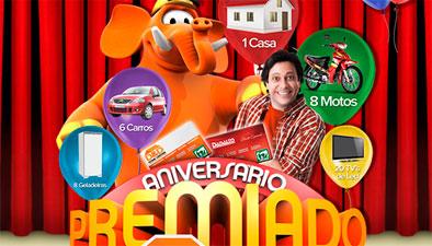 PROMOÇÃO ANIVERSÁRIO DE PRÊMIOS - DADALTO - WWW.CARTOESDACASA.COM.BR/ANIVERSARIODEPREMIOS