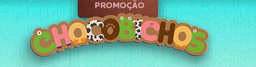 PROMOÇÃO CHOCOBICHOS - CACAU SHOW