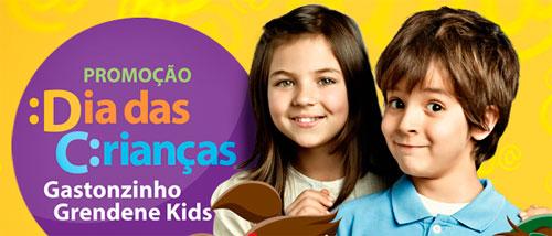 PROMOÇÃO DIA DAS CRIANÇAS GASTONZINHO - WWW.DIADASCRIANCASGASTONZINHO.COM.BR