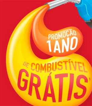 PROMOÇÃO UM ANO DE COMBUSTÍVEL GRÁTIS - POSTOS EXTRA