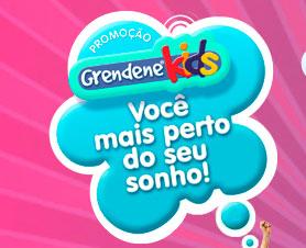 PROMOÇÃO VOCÊ MAIS PERTO DO SEU SONHO - GRENDENE KIDS
