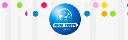 RICA FESTA - ARTIGOS PRA FESTAS - WWW.RICAFESTA.COM.BR