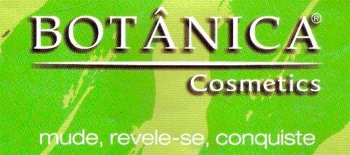 BOTÂNICA COSMETICS - TRATAMENTO DOS CABELOS - WWW.BOTANICACOSMETICS.COM.BR