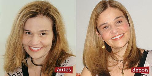 Claudia Rodrigues - PLÁSTICA CAPILAR DAS 12 PROTEÍNAS