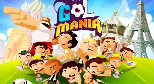 GOL MANIA - ORKUT E FACEBOOK, DICAS, JOGO DE FUTEBOL