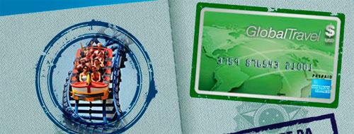 PROMOÇÃO AMERICAN EXPRESS GLOBAL TRAVEL CARD