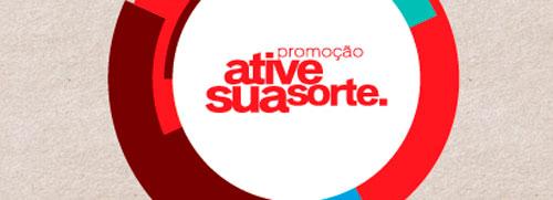 PROMOÇÃO ATIVE SUA SORTE SANTANDER - WWW.SANTANDER.COM.BR/ATIVESUASORTE