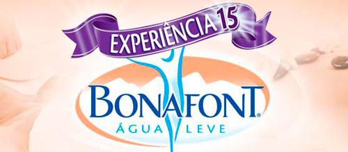 PROMOÇÃO BONAFONT COMPRE E GANHE  - WWW.BONAFONT.COM.BR/PROMOCAO