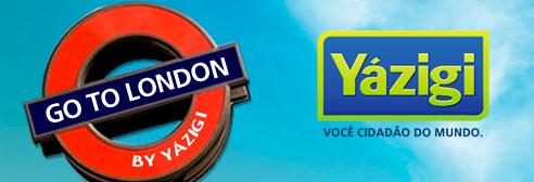 PROMOÇÃO GO TO LONDON BY YÁZIGI - WWW.GOTOLONDONBYYAZIGI.COM.BR