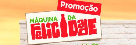 PROMOÇÃO MÁQUINA DA FELICIDADE COCA-COLA - WWW.PROMOCOCACOLA.COM.BR