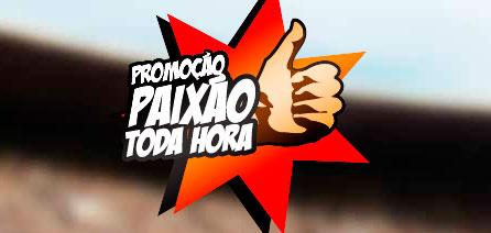 PROMOÇÃO PAIXÃO TODA HORA - WWW.LANCENET.COM.BR/PAIXAOTODAHORA
