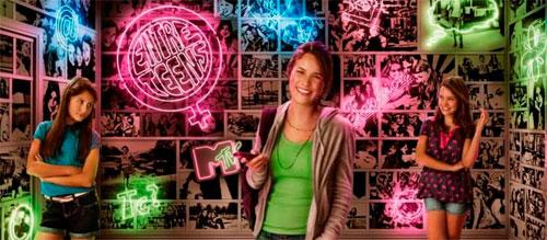 ENTRE TEENS - MTV, SÉRIE, SITE: WWW.ENTRETEENS.COM.BR