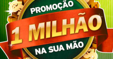 PROMOÇÃO MAQUINA DE VENDAS - 1 MILHÃO NA SUA MÃO