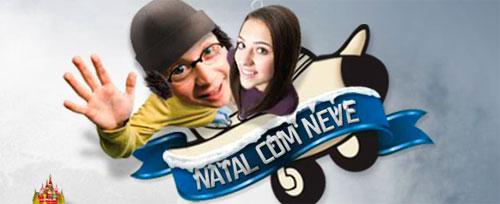 PROMOÇÃO NATAL NA NEVE - WWW.BUSCAPE.COM.BR/NATAL