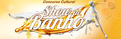 PROMOÇÃO SHOW DE BANHO - PALMOLIVE NATURALS - WWW.PALMOLIVE.COM.BR