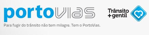 WWW.PORTOVIAS.COM.BR - CONDIÇÕES DO TRÂNSITO EM TEMPO REAL - PORTO VIAS