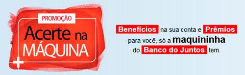 WWW.SANTANDER.COM.BR/ACERTENAMAQUINA