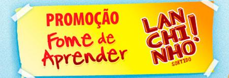 WWW.LANCHINHOSORTIDO.COM.BR - PROMOÇÃO FOME DE APRENDER - CNA IDIOMAS