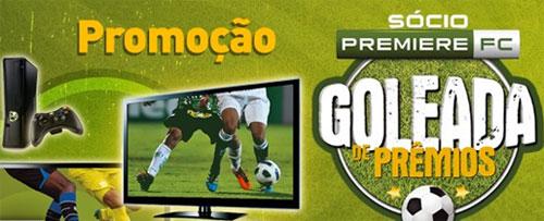 PROMOÇÃO GOLEADA DE PRÊMIOS - SÓCIO PREMIERE FC