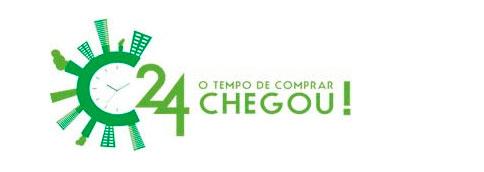 PROMOÇÃO POR QUE É TEMPO DE COMPRAR PELA INTERNET? - WWW.C24.COM.BR