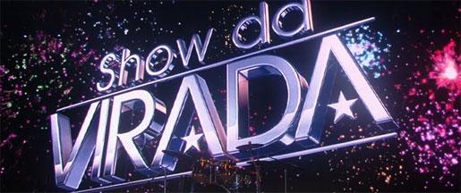 SHOW DA VIRADA REDE GLOBO 2011 - 2012
