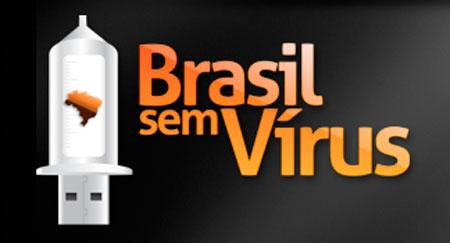BRASIL SEM VÍRUS - BRASILSEMVIRUS.TECHTUDO.COM.BR