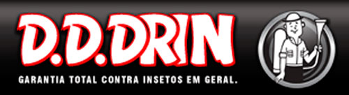 D.D. DRIN DEDETIZADORA - WWW.DDDRIN.COM.BR
