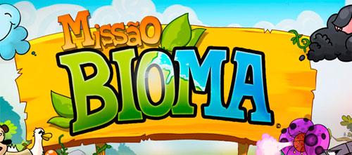 JOGO MISSÃO BIOMA - G1.COM.BR/MISSAOBIOMA