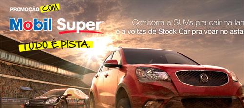 PROMOÇÃO COM MOBIL SUPER TUDO É PISTA - WWW.PROMOCAOMOBILSUPERPISTA.COM.BR