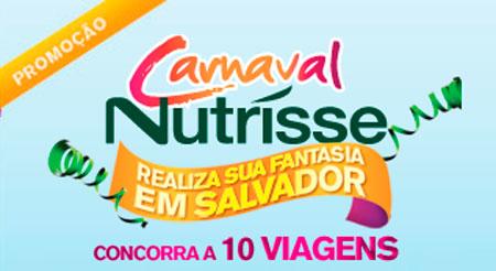 PROMOÇÃO NUTRISSE REALIZA SUA FANTASIA EM SALVADOR - WWW.GARNIER.COM.BR