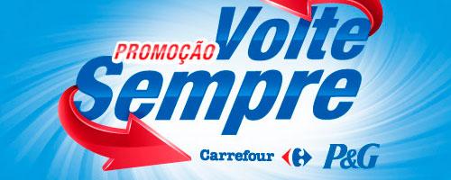 PROMOÇÃO VOLTE SEMPRE - WWW.PROMOCAOVOLTESEMPRE.COM.BR