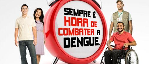 COMBATA A DENGUE - WWW.COMBATADENGUE.COM.BR