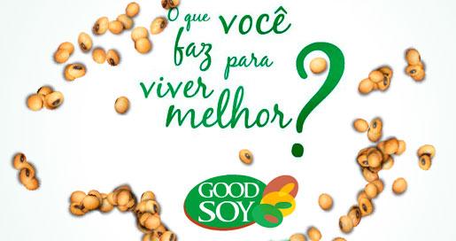 GOOD SOY - PRODUTOS A BASE DE SOJA - WWW.GOODSOY.COM.BR