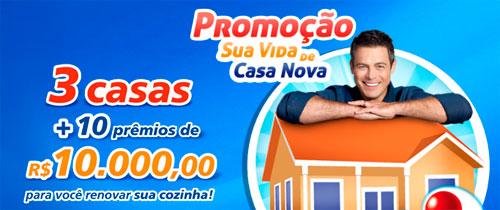 PROMOÇÃO SUA VIDA DE CASA NOVA VEJA - WWW.PROMOCAOVEJAMAISSUAVIDA.COM.BR