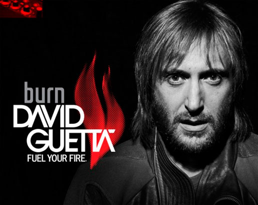 WWW.BURN.COM.BR - PROMOÇÃO THE PARTY OF YOUR LIFE - SHOW DAVID GUETTA - BURN ENERGY DRINK