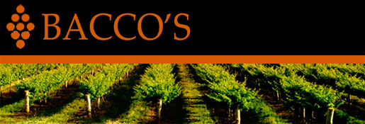 BACCO'S - VINHOS E BEBIDAS